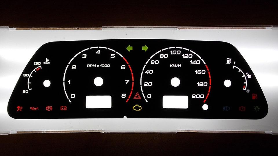 Фото №16 - устройство панели приборов ВАЗ 2110
