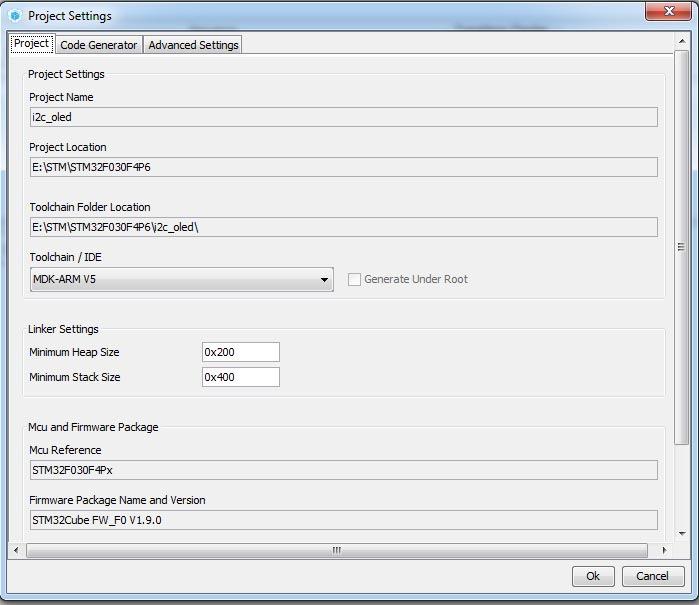 Урок 2  Запускаем OLED на STM32 по I2C (HAL) — Сообщество
