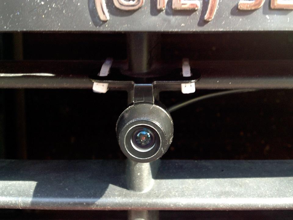 камеры переднего вида на