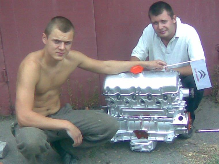 Москвич 2140 Мой друг.