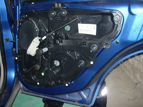 Ford fusion шумоизоляция