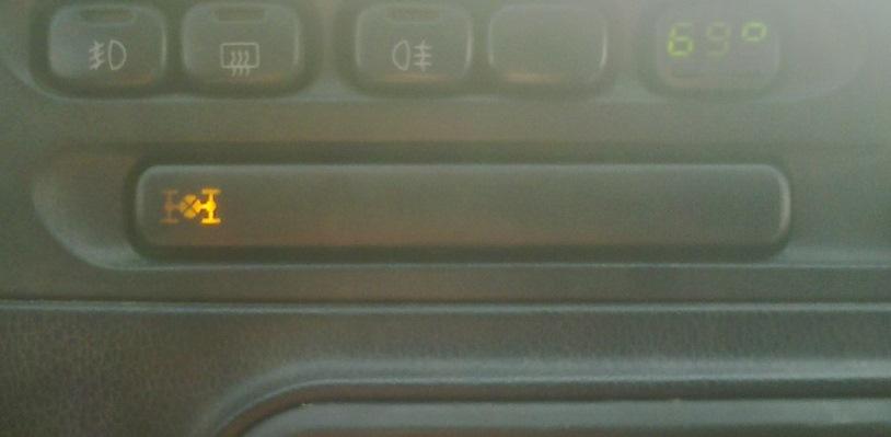 Блок контрольных ламп chevrole niva drive