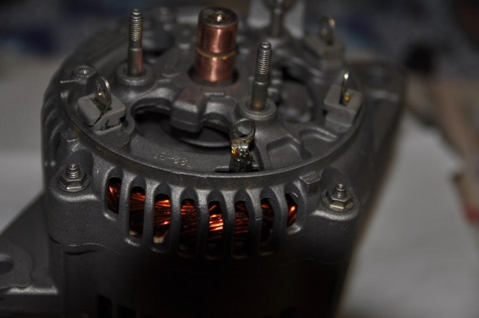 генератор повышенной мощности на toyota