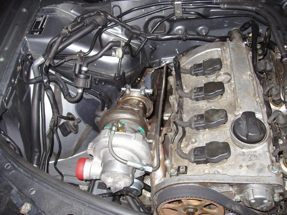 Ремонт двигателя шкода октавия 1.8 турбо своими руками