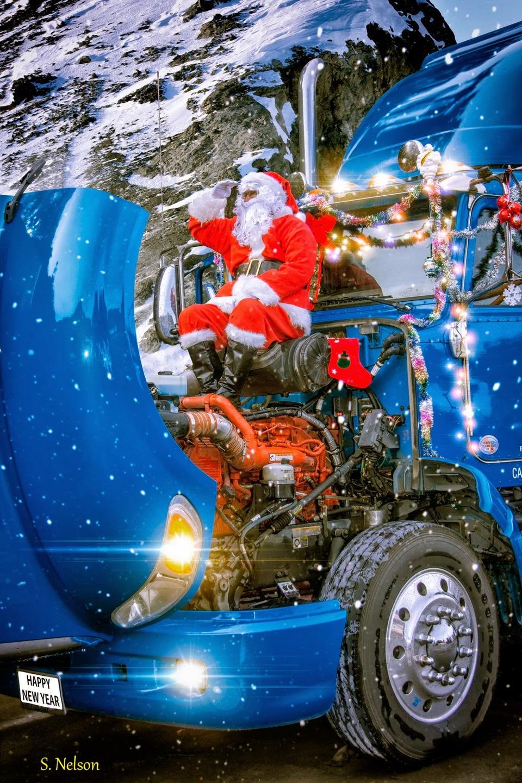 Поздравление водителей с новым годом