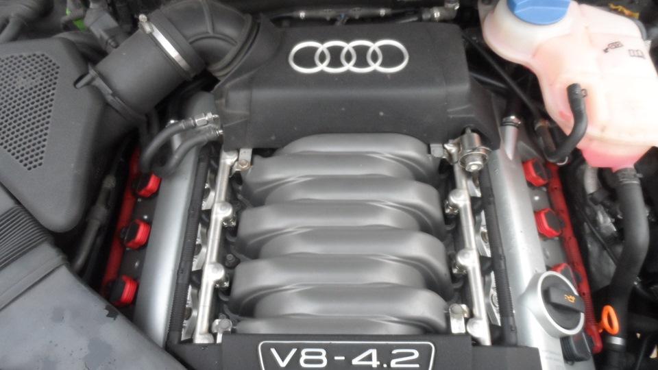 двигатели audi bas 4.2