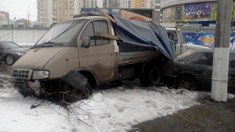 газель 33021