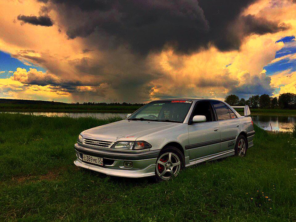 Тойота карина тюнинг картинки