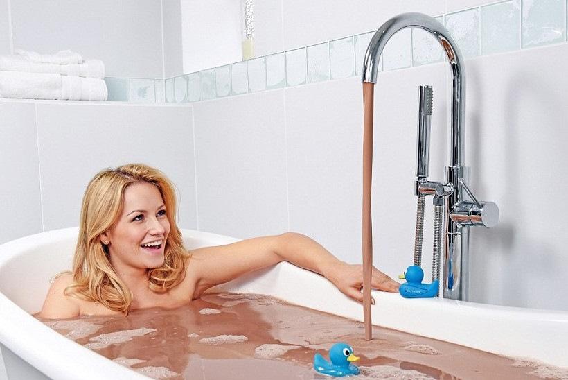в ванной фото видео