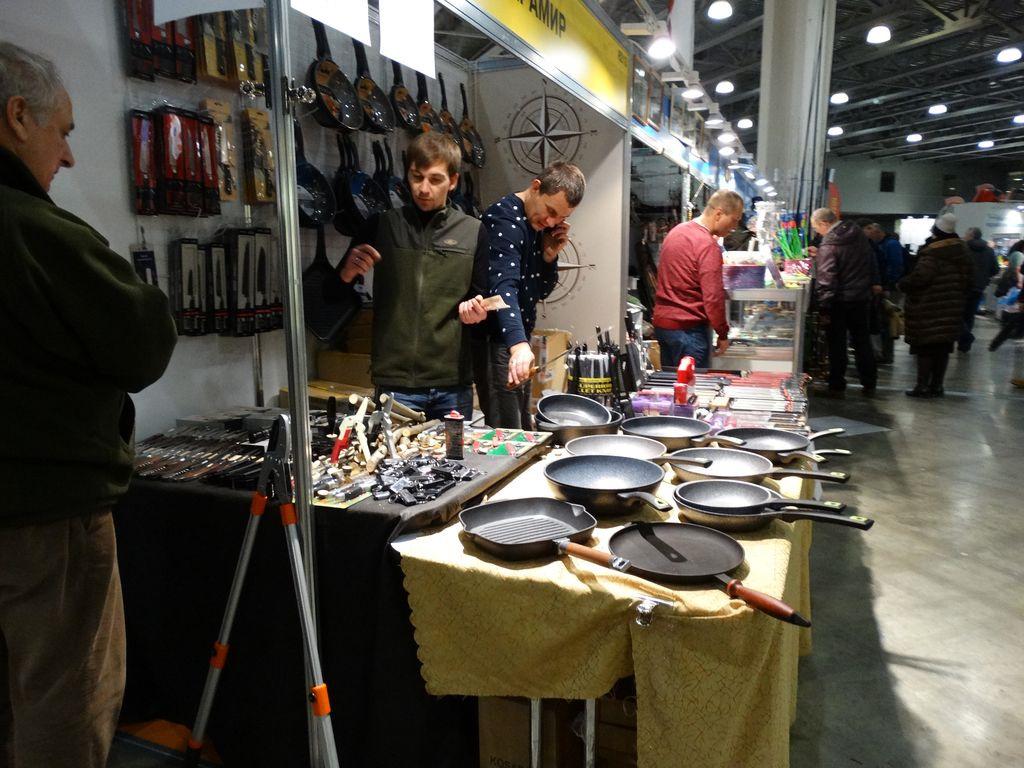 Международная выставка-продажа «Охота Рыбалка»