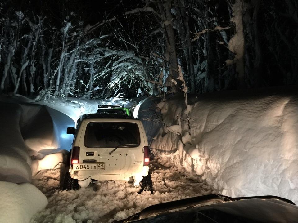 Семь автомобилей столкнулись на юго-востоке Москвы