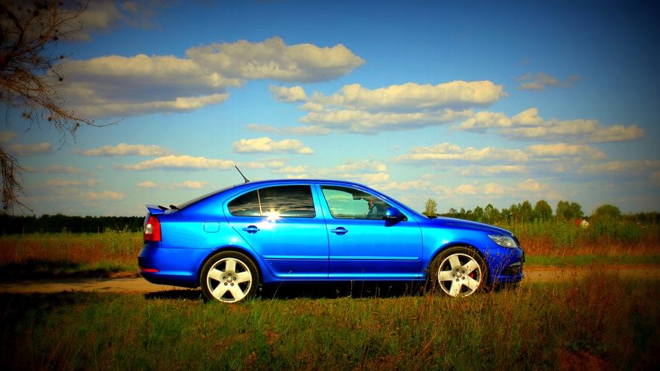 Skoda Octavia RS ✌ DSG gearbox REVO | DRIVE2