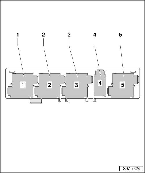 1 — J329 — Реле электропитания