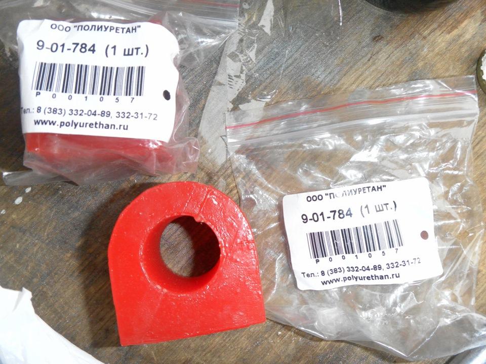 Втулки переднего стабилизатора сузуки гранд витара