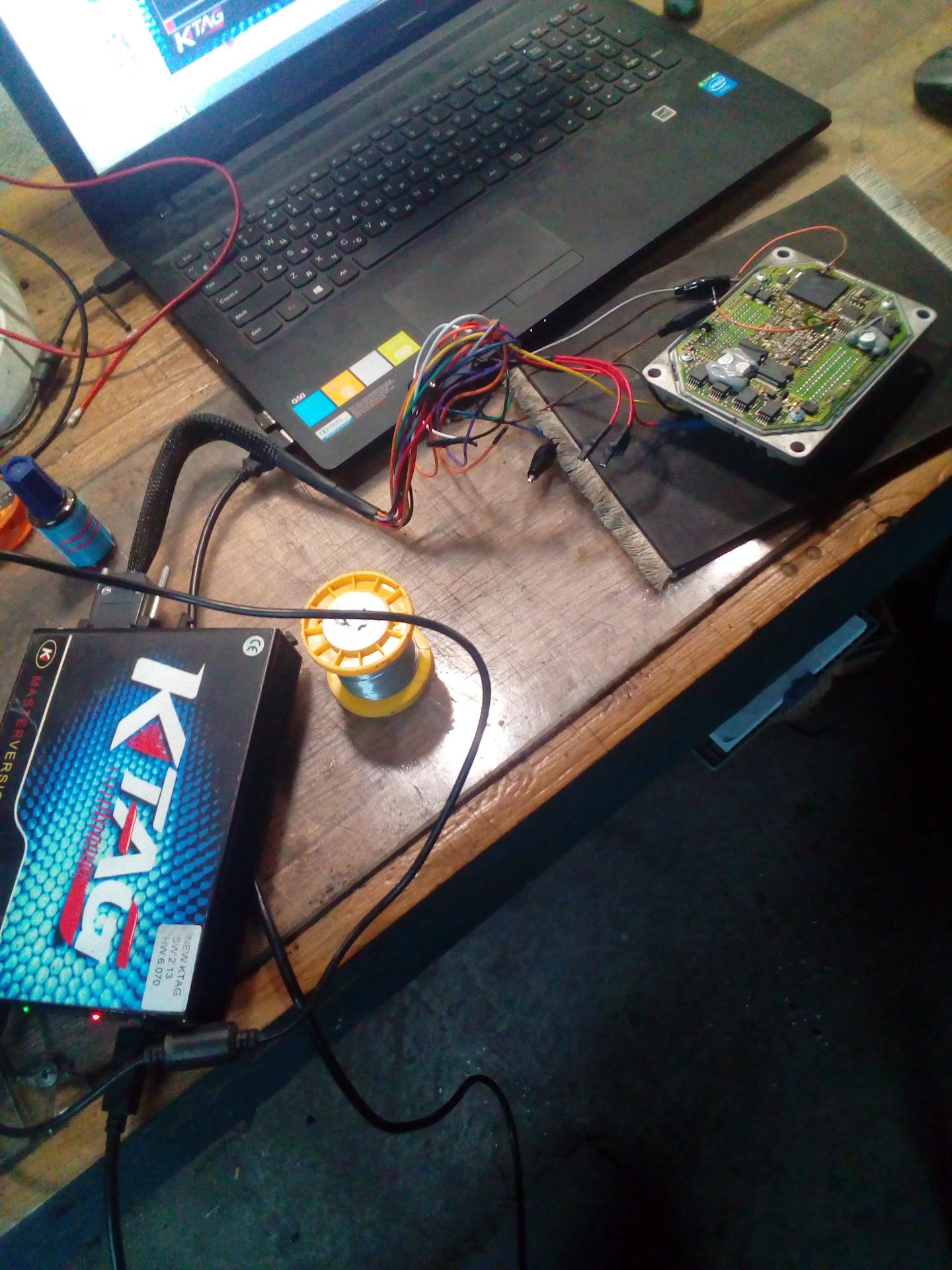 возможно ли перепрошить компьютер фиат альбеа