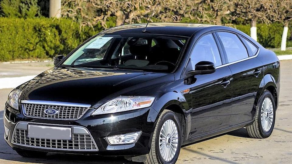 форд мондео отзывы владельцев с фото эти