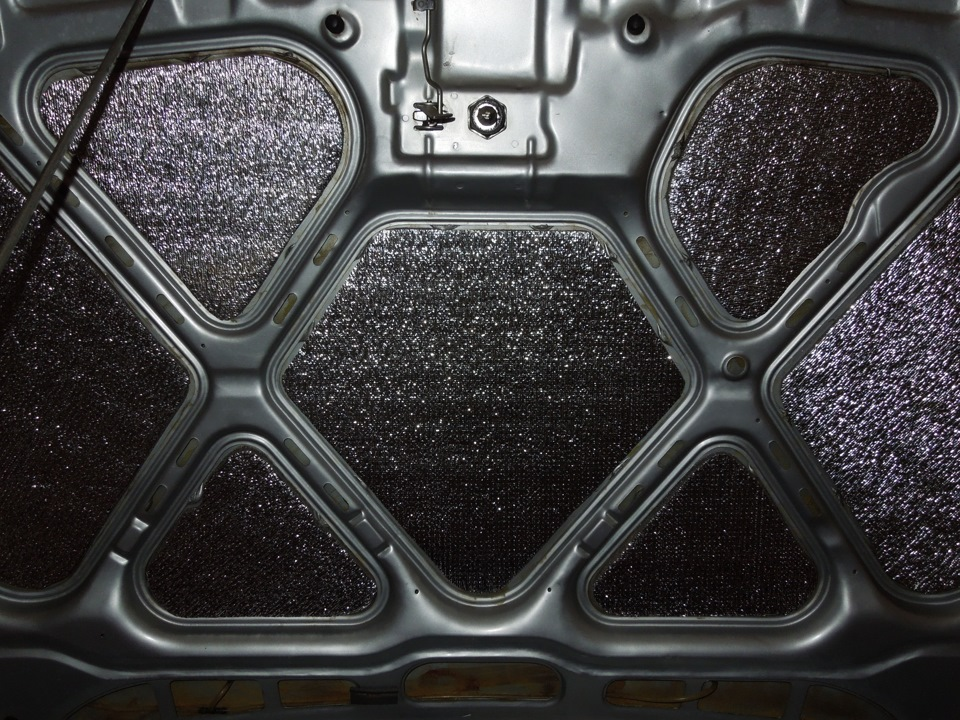 Шумоизоляция kia cerato drive2