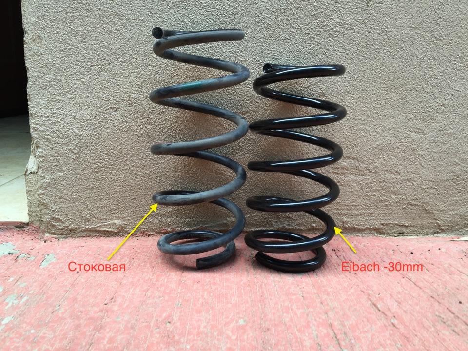Замена пружин задних на мазда 3 своими руками