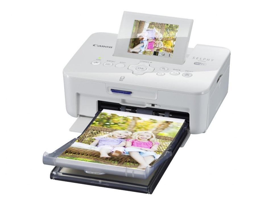 на каком принтере сделать долговечную фотографию чтобы