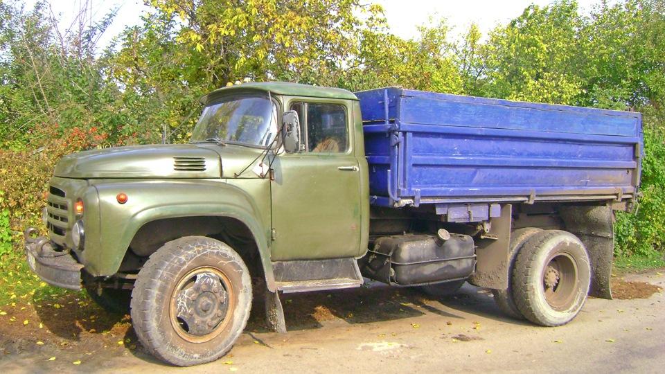 Как сделали грузовики