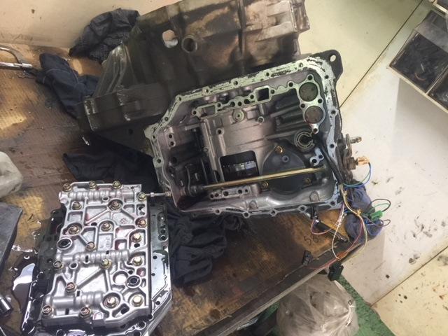 автоматическая коробка передач mazda 323 lantis