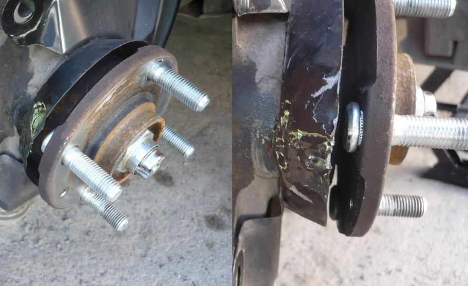 Замена колеса киа рио
