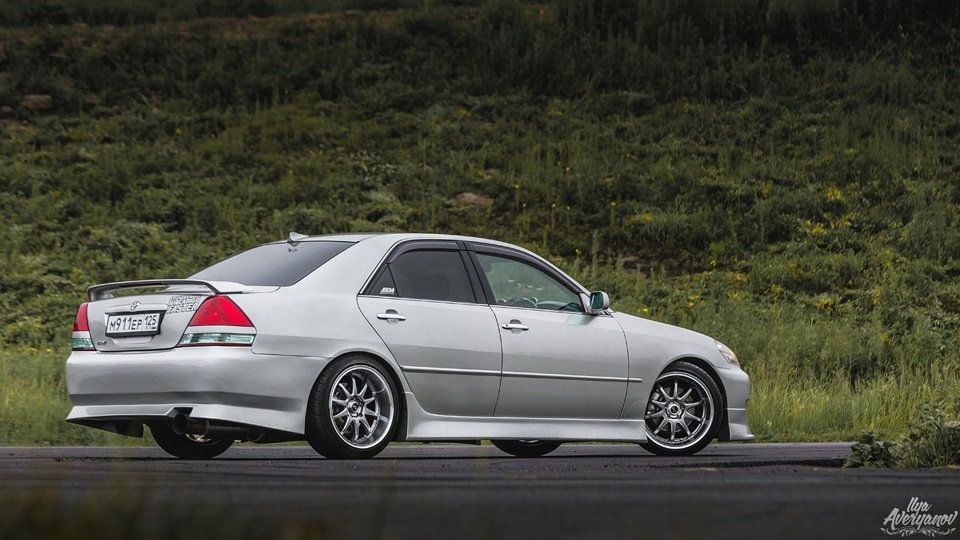 Toyota Mark Ii Ir V Jzx110 Dp8 Illigal Owner Review Drive2
