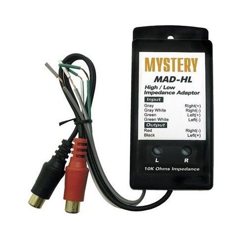 Конвертор уровня Mystery MAD-
