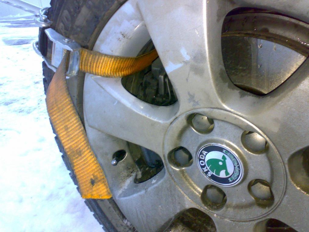 Приспособления на колеса для бездорожья