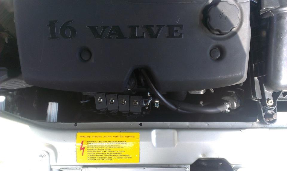 Фото №13 - установка гбо на ВАЗ 2110 16 клапанов