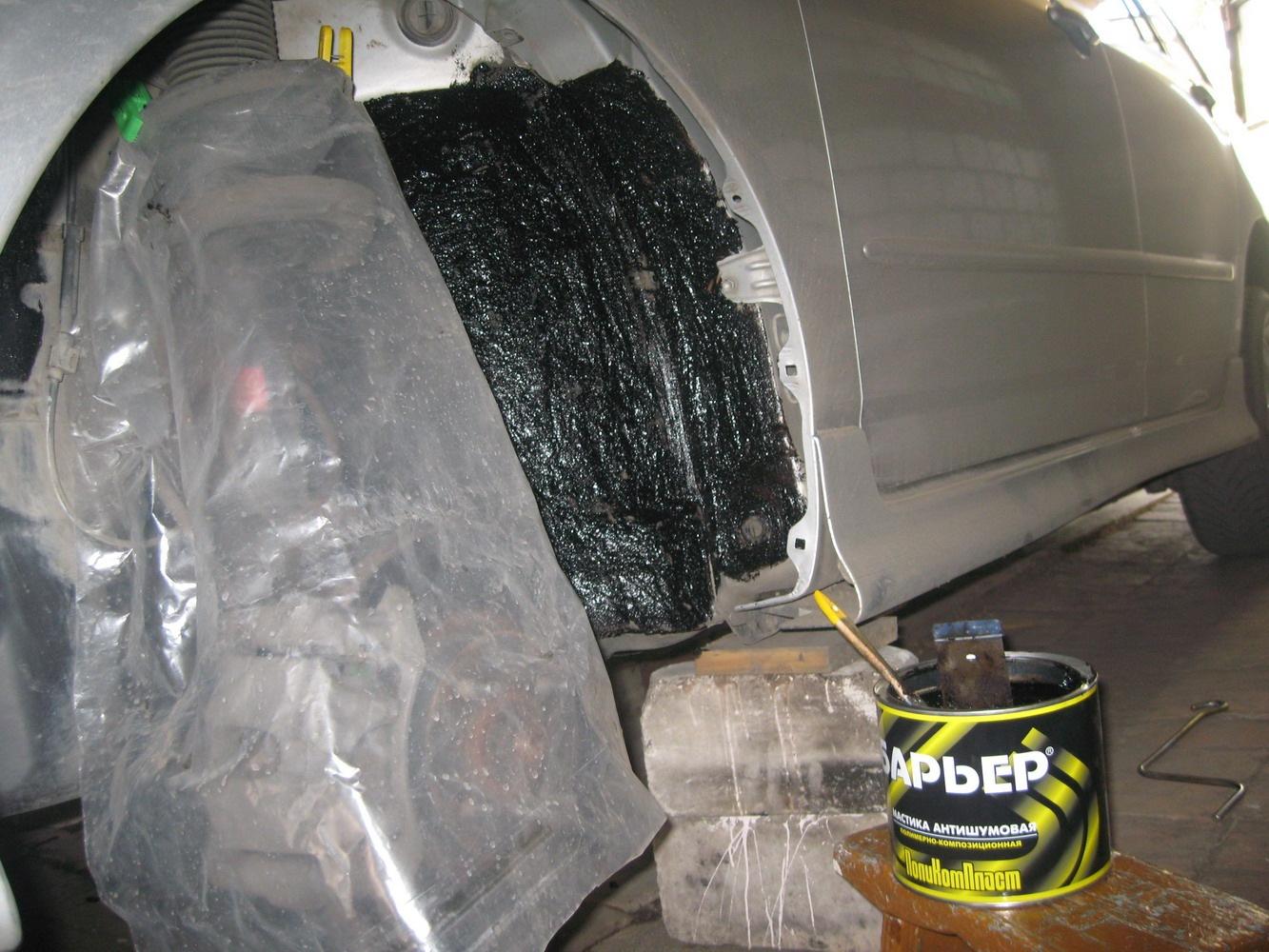 Антишумовая мастика для авто полиуретановые краски мебель