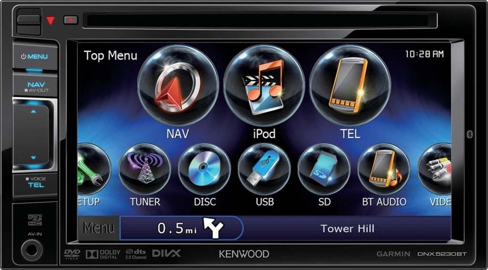 KENWOOD DNX5230BT Multimedia Receiver Windows 8 X64 Treiber