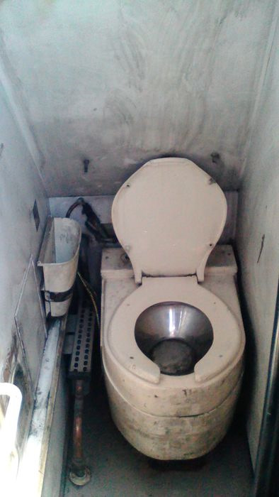 Туалет в автобусе дальнего следования как пользоваться