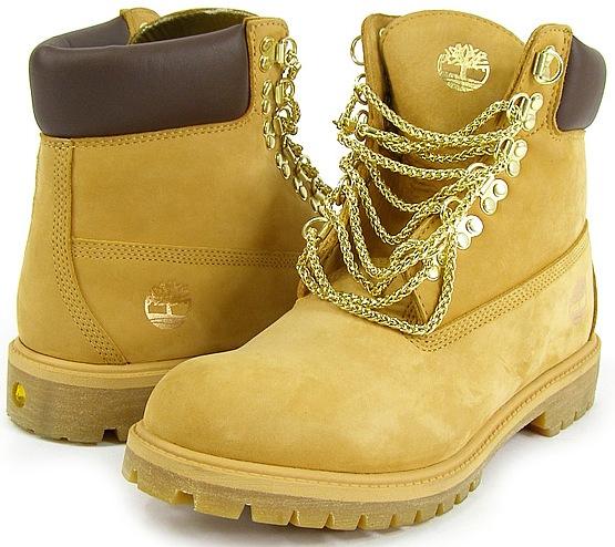 Негры в желтых ботинках