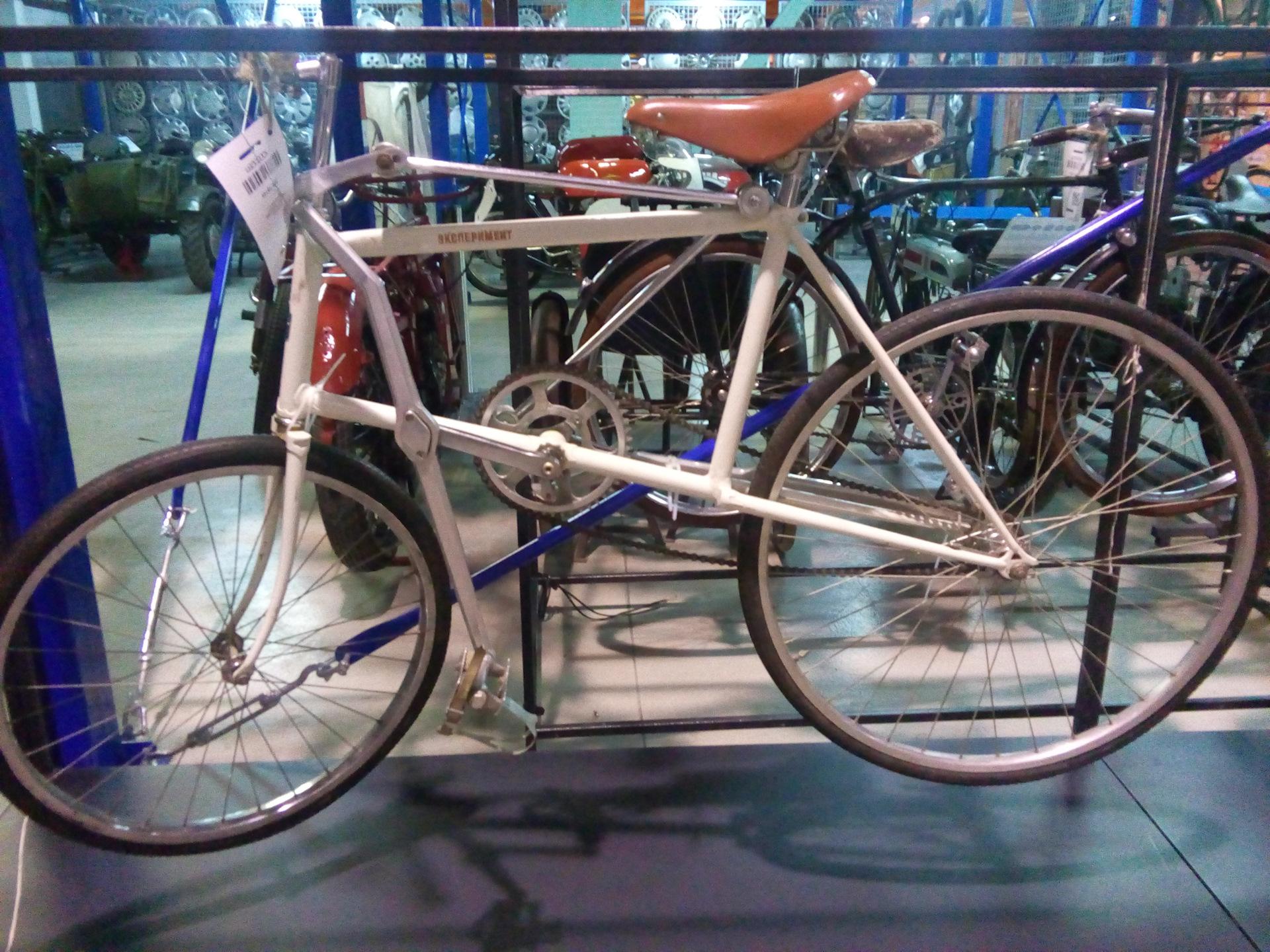 История моделей ЦКТБ Велострония (в части велов для проф.соревнований)