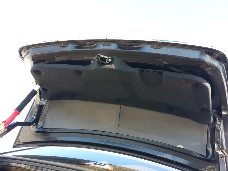 Багажник рено логан своими руками фото