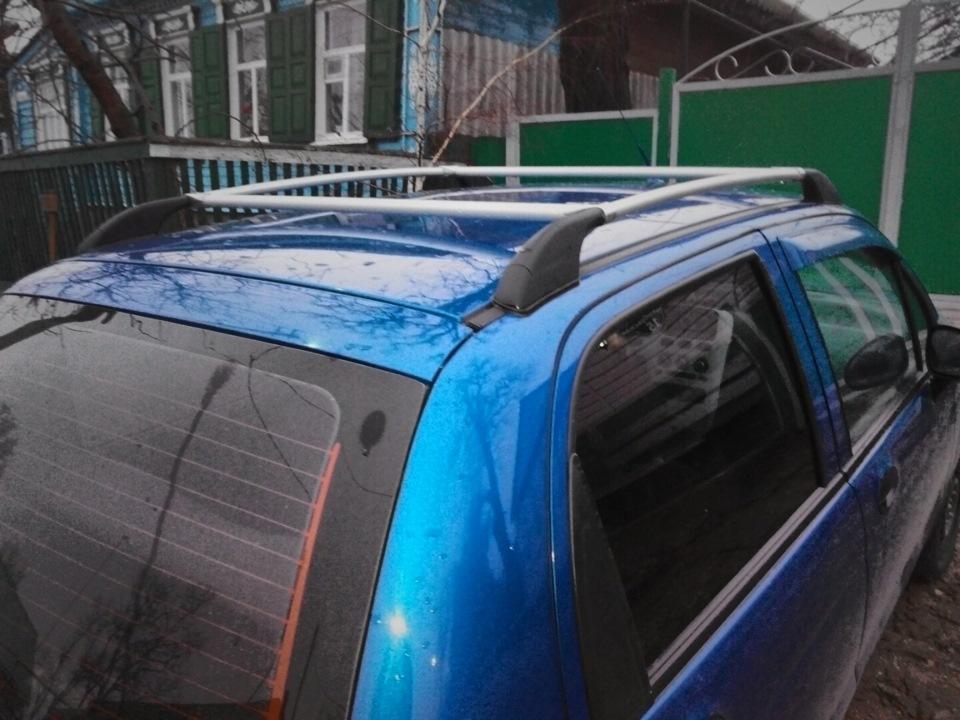 Багажник на крышу матиза своими руками 35