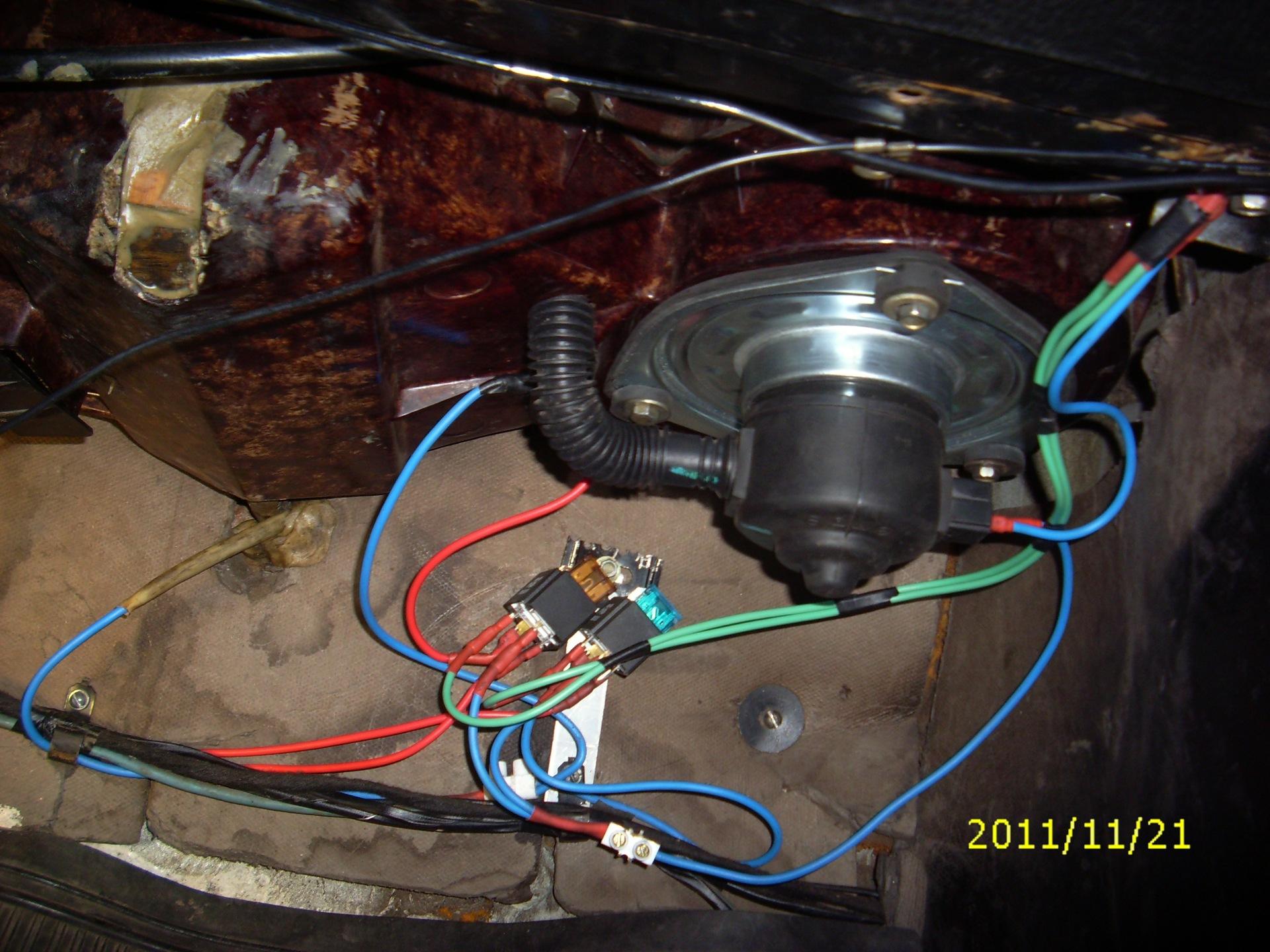 схема снятия электродвигатель печки бизнес газель