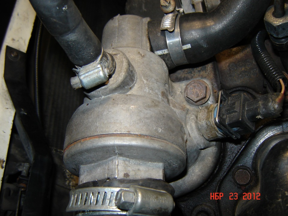 Термостат на форд транзит фото 464-133
