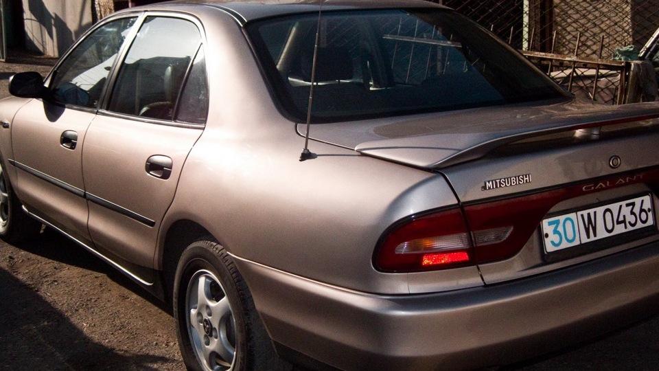 Mitsubishi Galant 4G63 SOHC
