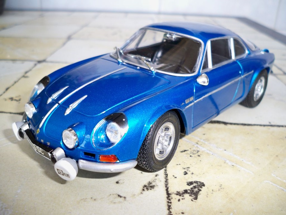 tamiya renault alpine a110 1600sc 1 24 drive2. Black Bedroom Furniture Sets. Home Design Ideas