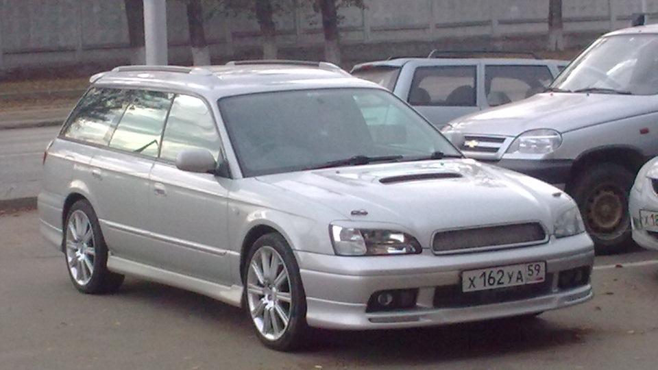 Subaru Legacy GTB-Spec¾+Blitz