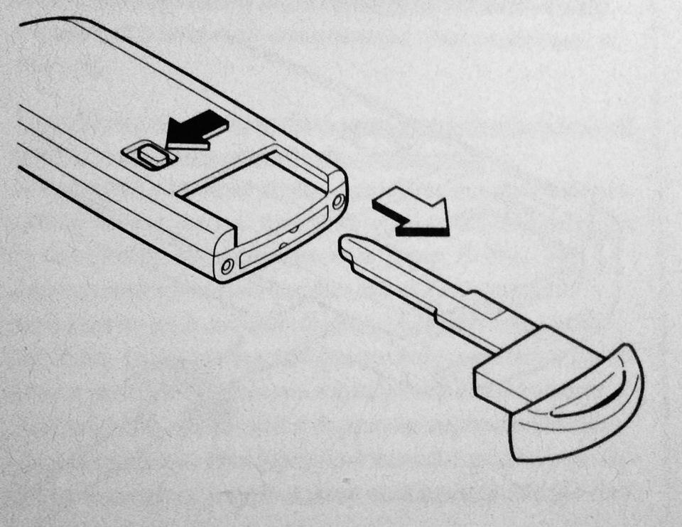 замена батарейки в ключе mazda cx5