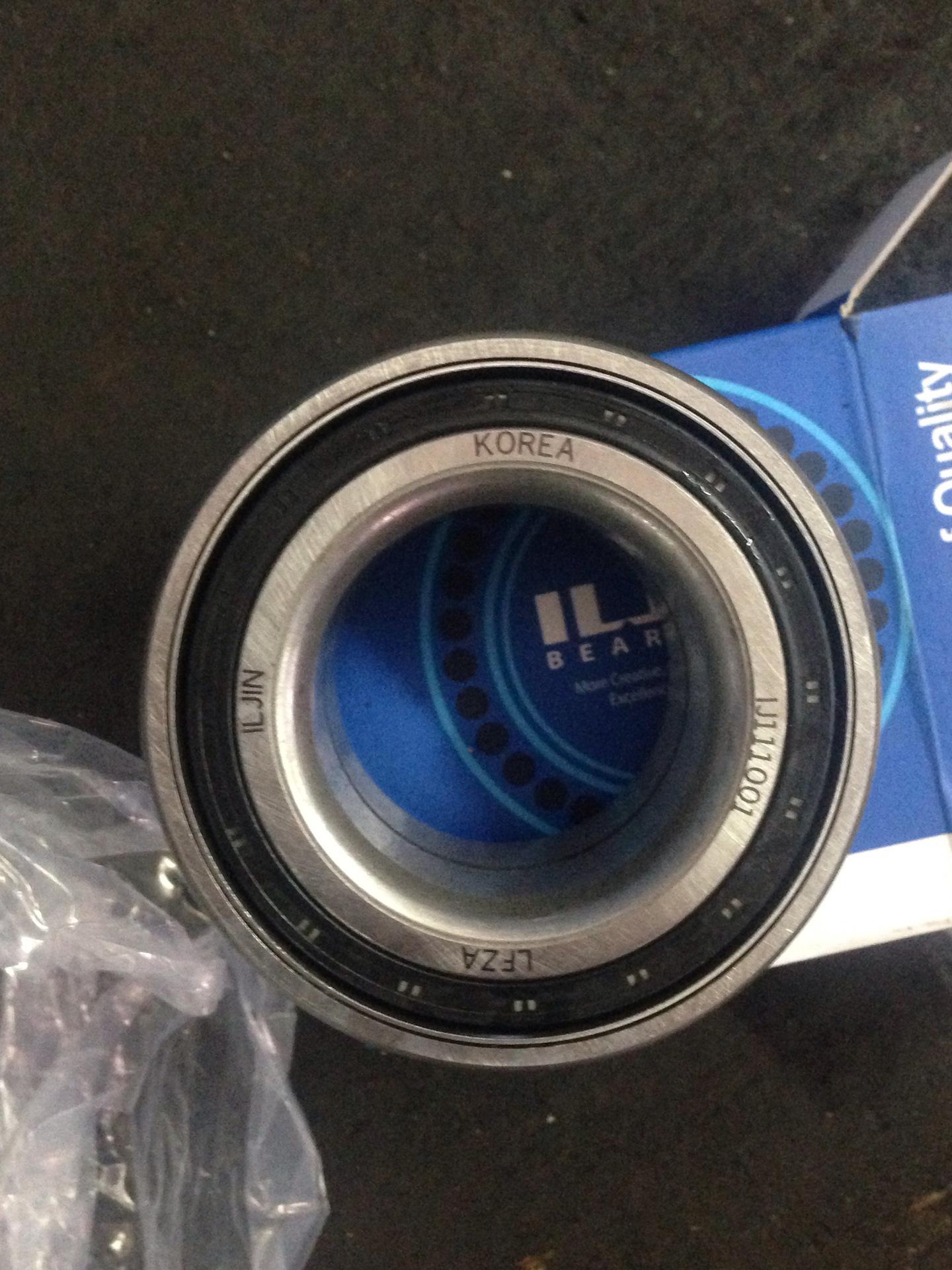 Замена ступичного подшипника киа рио jb Замена переднего тормозного цилиндра bmw e60