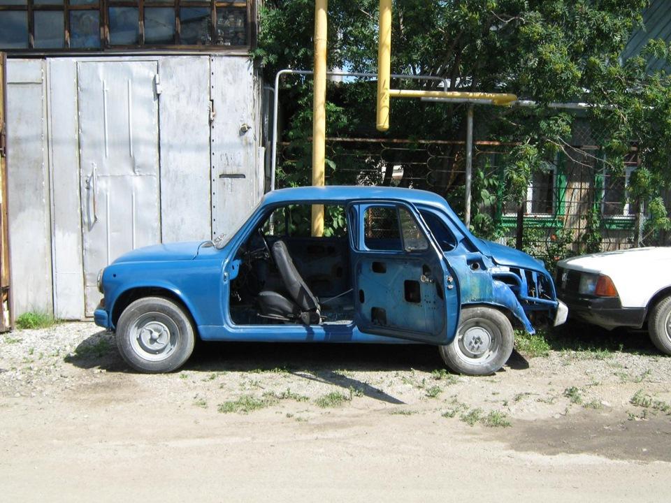 Окончание проекта ЗАЗ-965 Пластик — бортжурнал ЗАЗ 965 ...: https://www.drive2.ru/l/4397613/