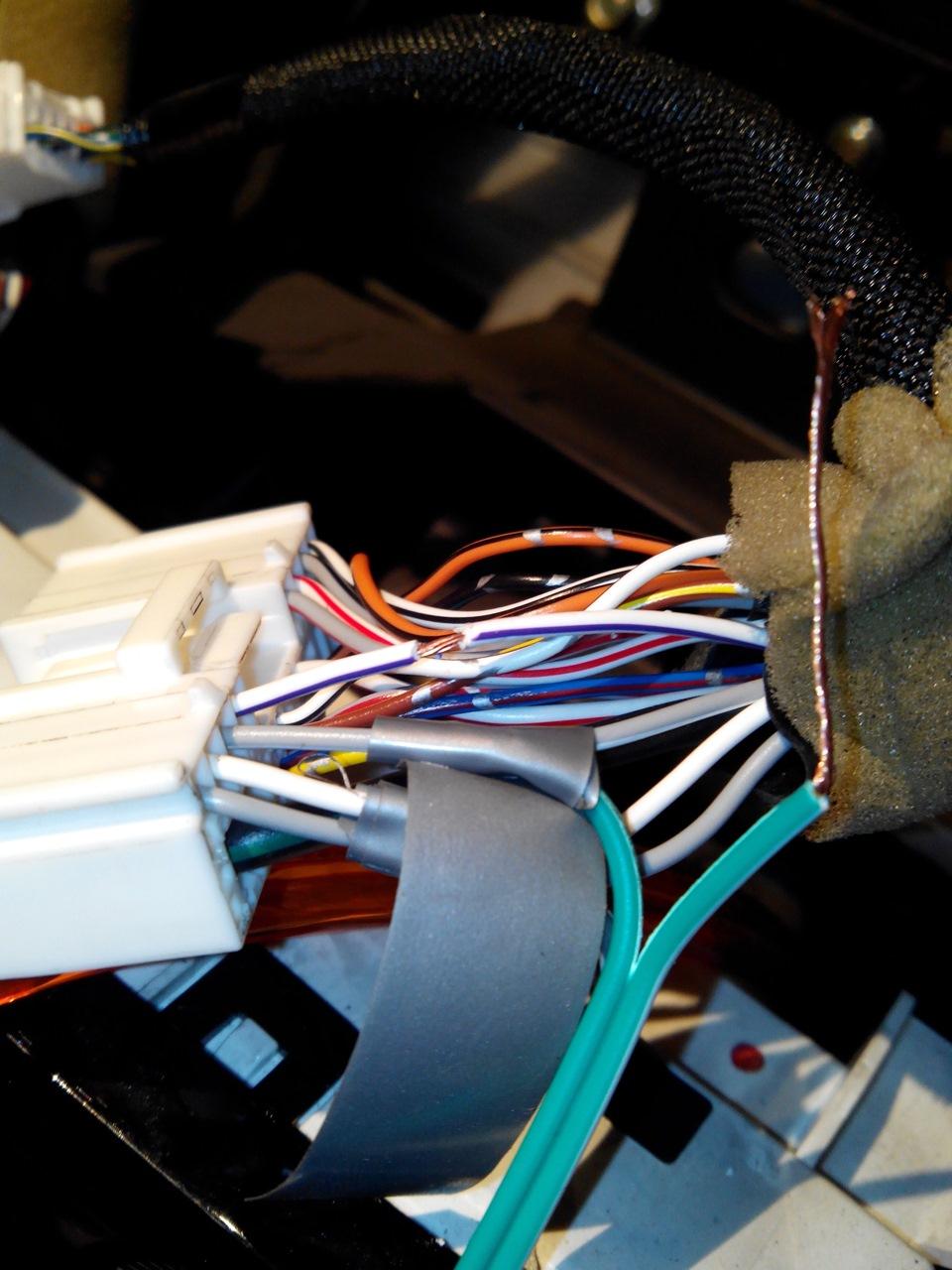 переходник для подключения сабвуфера к штатной магнитоле mazda 3