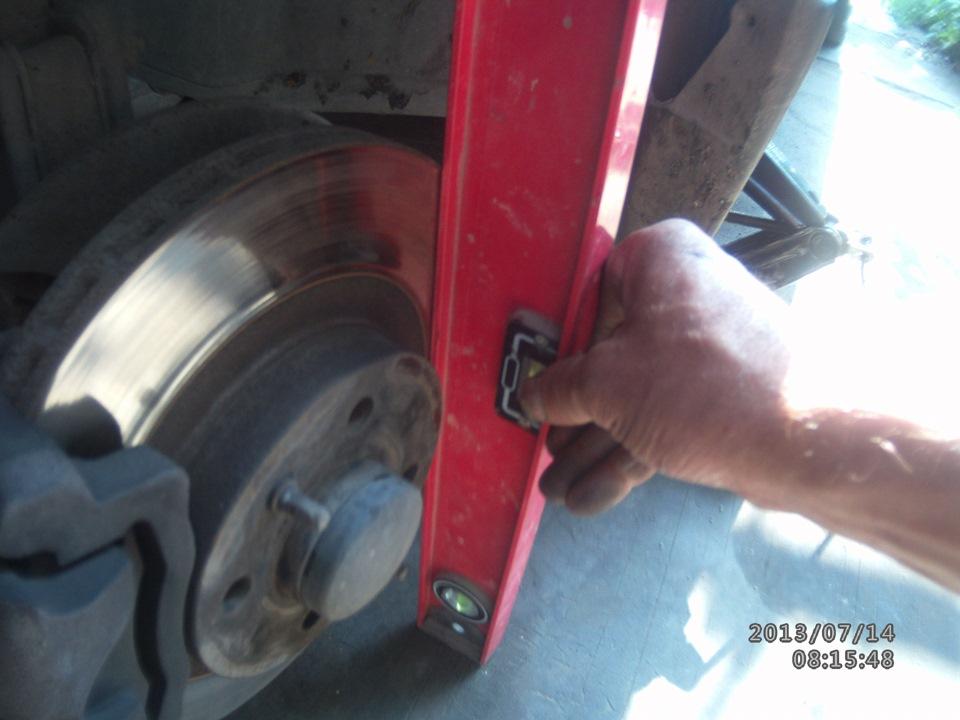Фото №19 - как поменять стойки на ВАЗ 2110