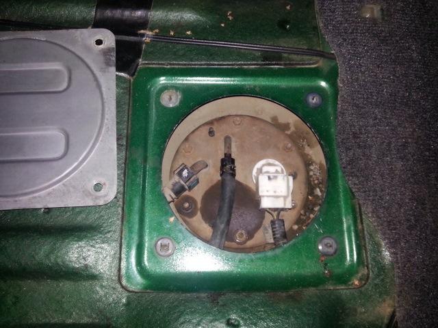 топливный фильтр митсубиси паджеро мини