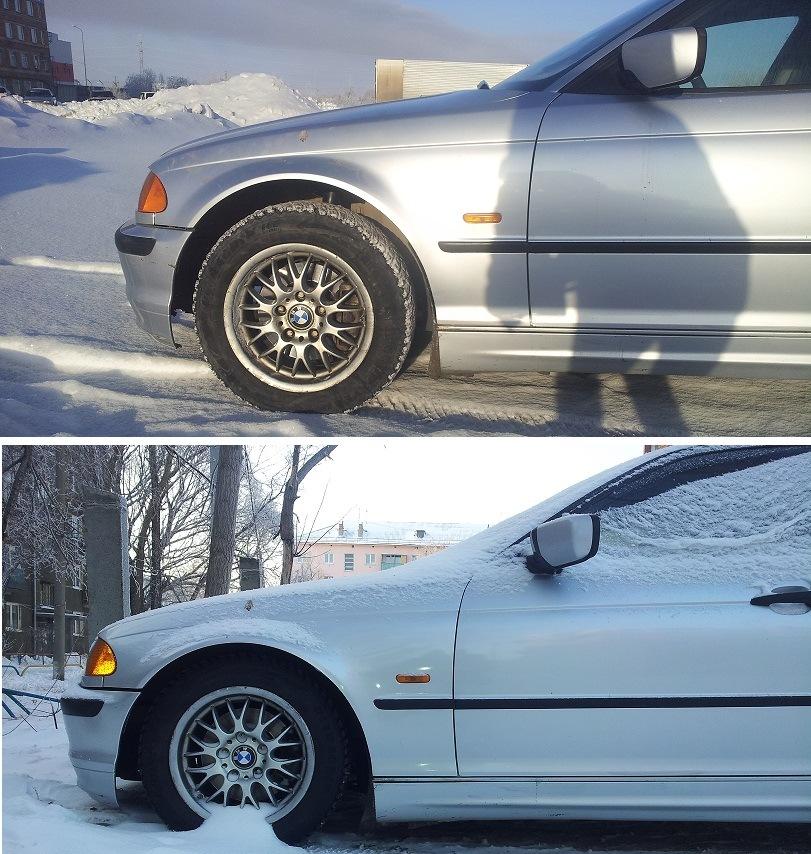 опора переднего амортизатора на BMW e46
