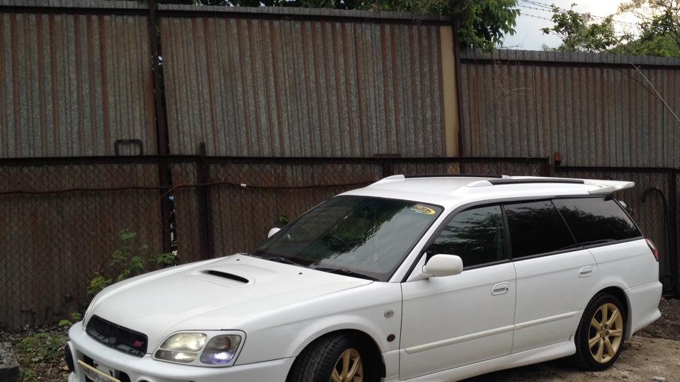 Subaru Legacy Tommy Kaira Sti Limited Drive2